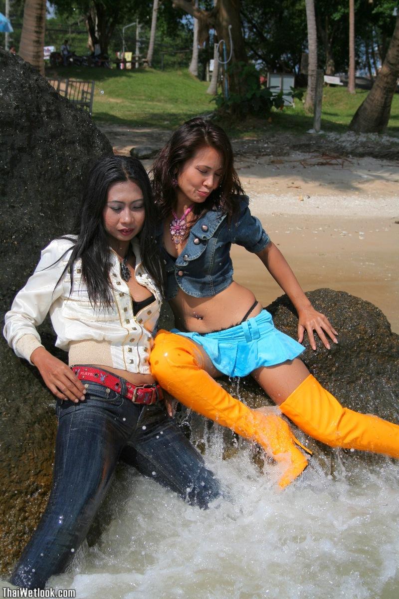 Сапоги и зыбучие пески... Thaiwetlook28454